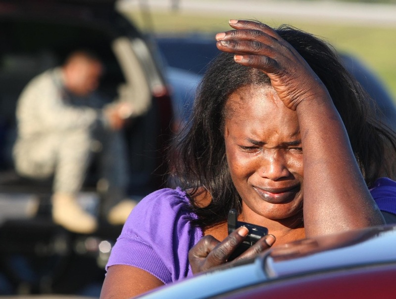 Recalling The Chaos Of The Fort Hood Shooting Npr