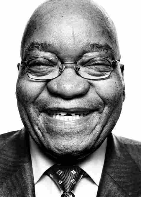Jacob Zuma, president of South Africa, in office since May 9, 2009