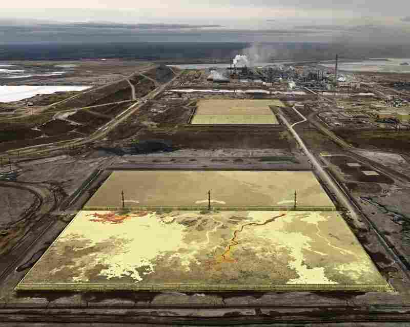 Alberta Oill Sands, Fort McMurray, Alberta, Canada