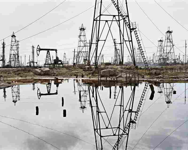 Socar Oil Fields #3, Baku, Azerbaijan 2006