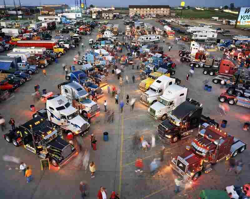 Truckers Jamboree, Walcott, Iowa, 2003