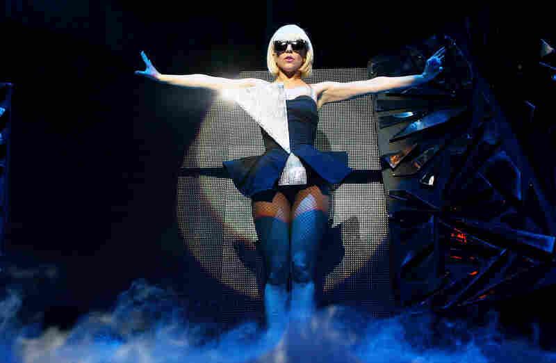 Lady Gaga performs May 19 in Brisbane, Australia.