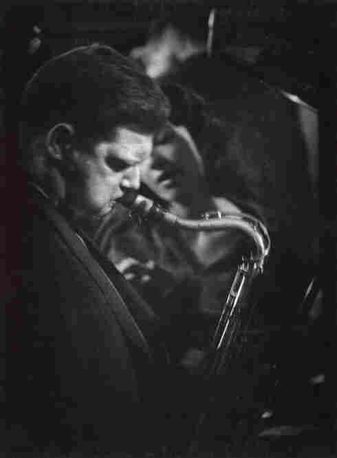 Saxophonist Zoot Sims played with the likes of Benny Goodman and Count Basie.