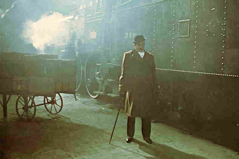 Agatha Christie's famous novel Murder on the Orient Express added to the train's mystique. Albert Finney played the role of Belgian detective Hercule Poirot in the 1974 film version of the book.
