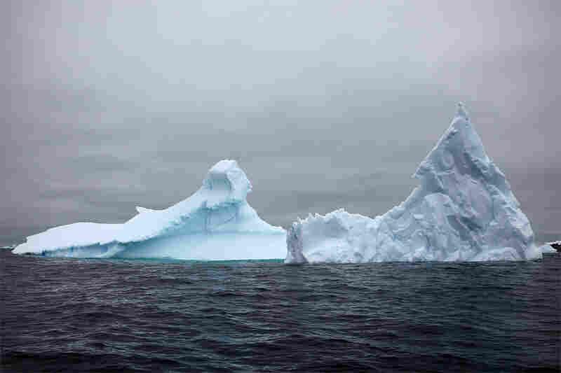 """""""Sphinx iceberg"""""""
