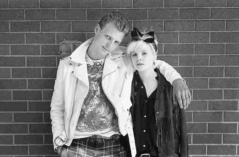 Chris and Katy, Seattle, 1983