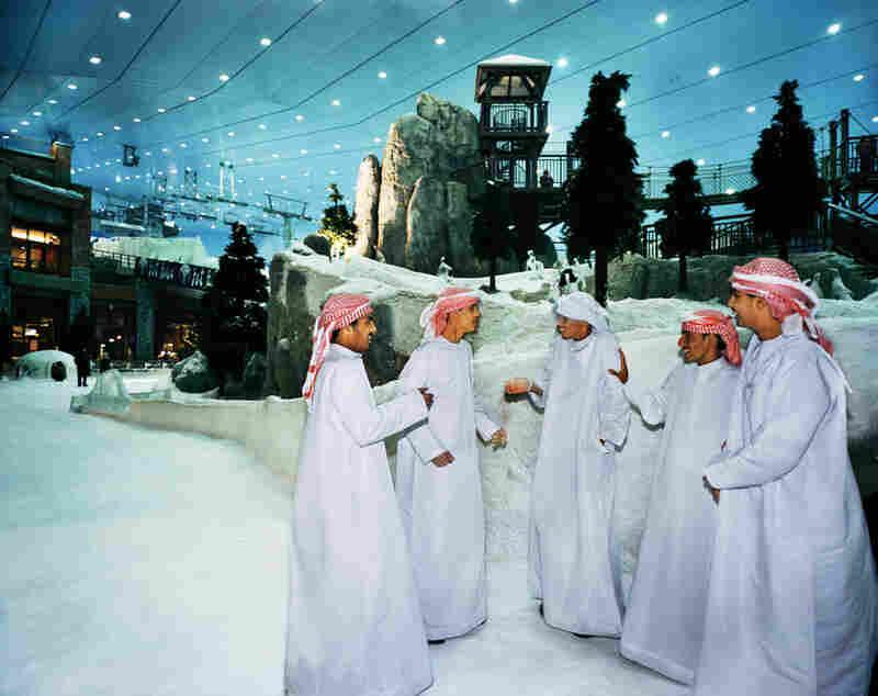 The talk, Ski Dubai, 2006
