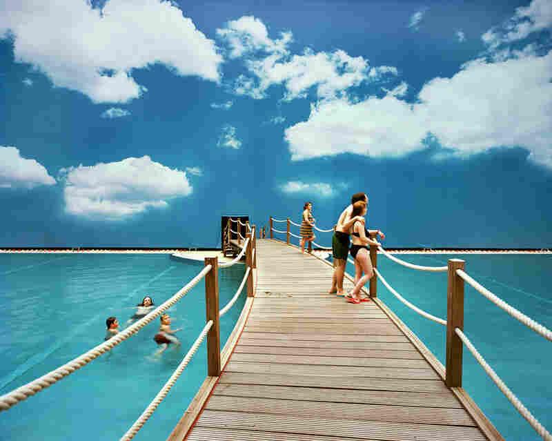Horizon #01, Tropical Islands, Germany, 2007