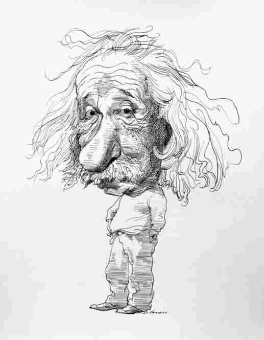 Albert Einstein, 1966