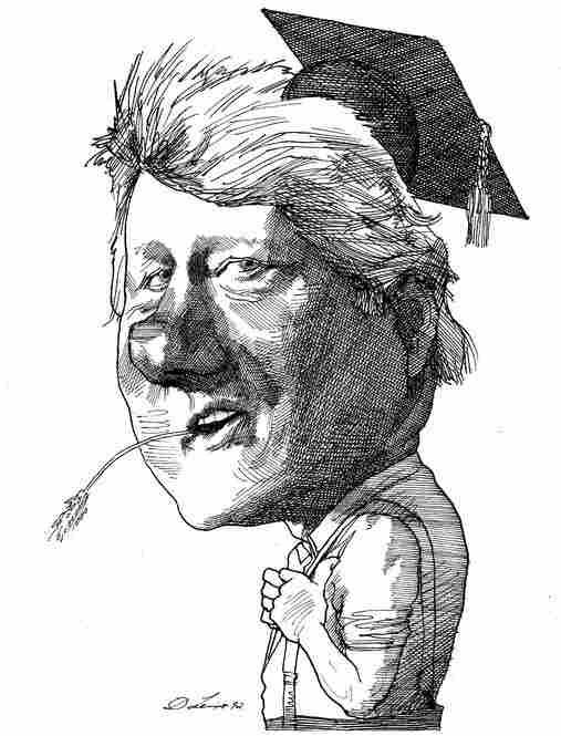 Bill Clinton, 1992