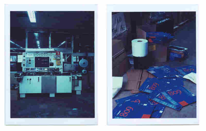 The Impossible Project will end this month, and film will be available in February.