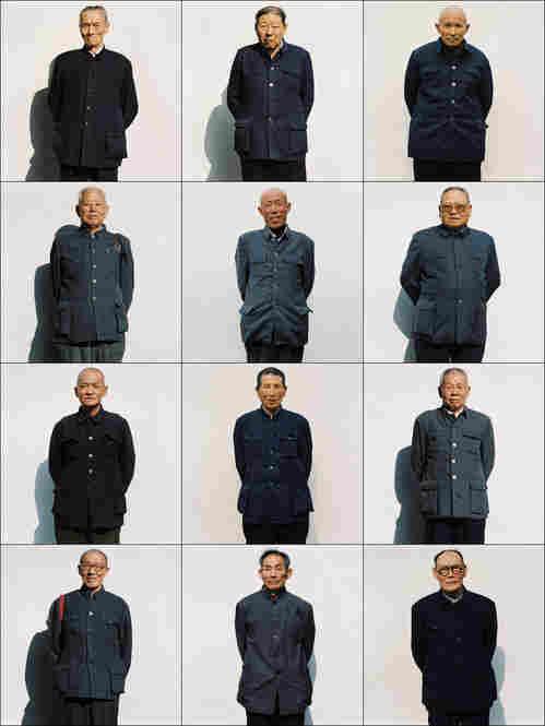Chairmen, Beijing, 1999
