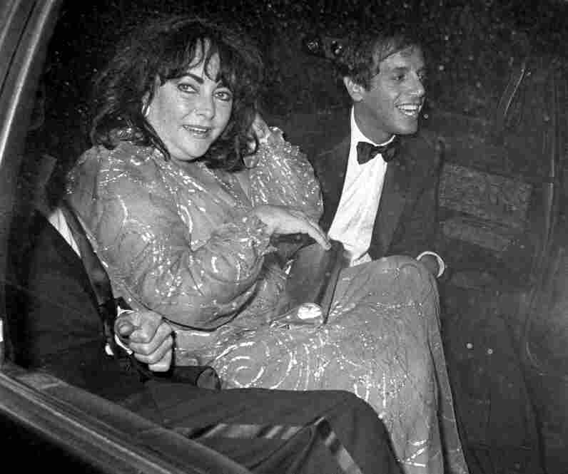 Years later, Galella was still chasing Taylor. He catches her after a long night at Studio 54.