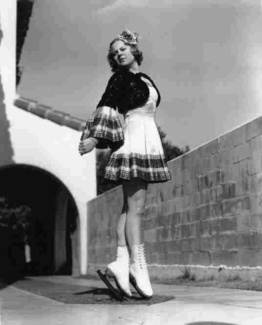 Sonja Henie, figure skating's first superstar, won gold medals for Norway in 1928, 1932 and 1936. She was known for introducing the short skirt to skating, although short was a relative term at the time.