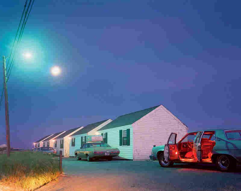 Joel  Meyerowitz, Red Interior, Provincetown, 1976