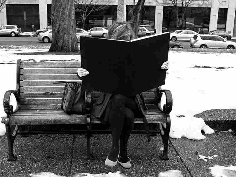 """During my commute home, the last thing I want to do is read. Unless  """"reading"""" means a book of photographs."""