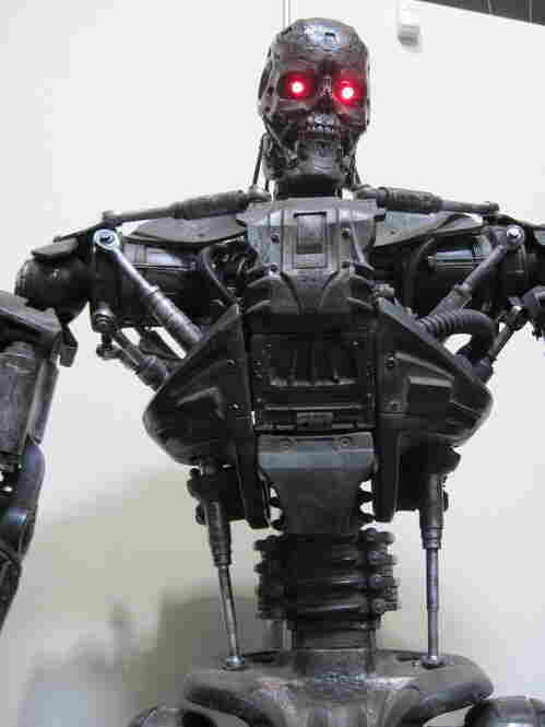 The T-600 from Terminator Salvation.