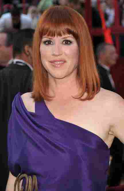"""""""Despite all that's going wrong here, we refuse to make fun of Molly Ringwald."""""""