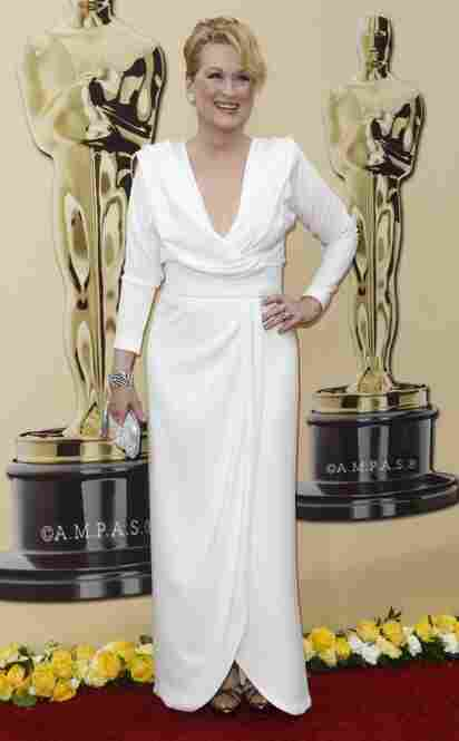 """""""Still in character as Julia Child, Meryl Streep demanded her Oscar be sculpted from butter."""""""