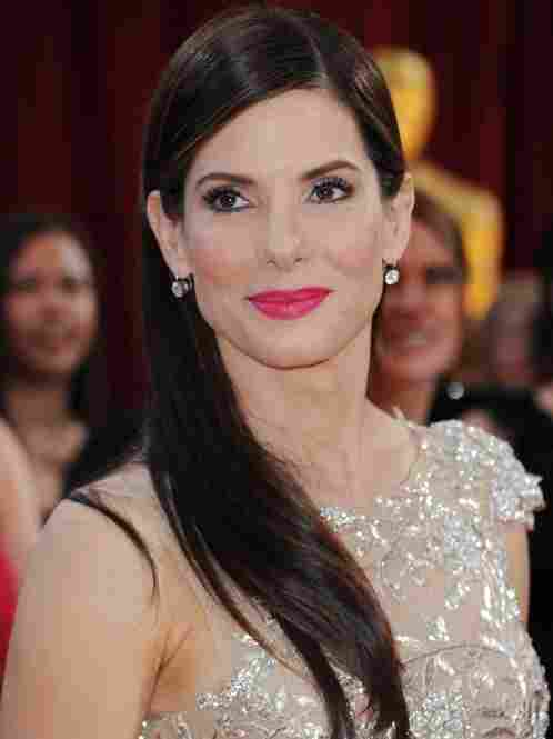 """Welcome to Red Carpet commentary from the staff of Wait Wait ... Don't Tell Me! """"Sandra Bullock had to fend off James Cameron when he tried to connect his tail to her hair."""""""