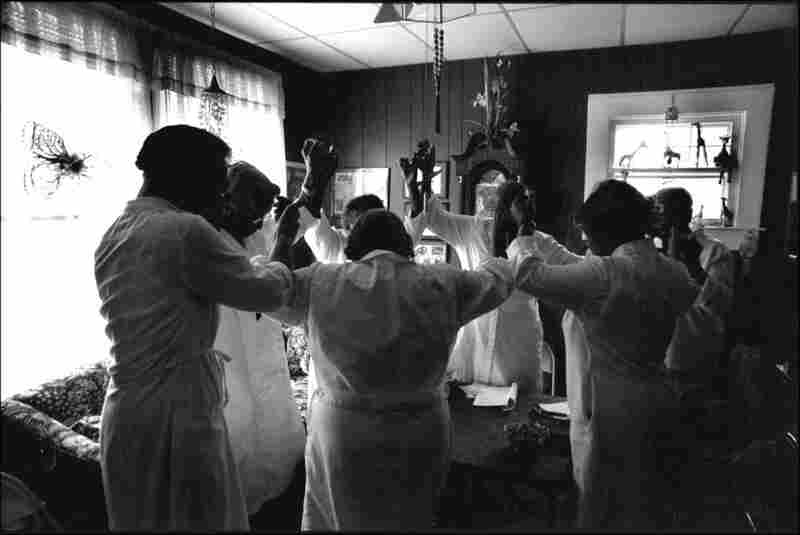 The Benevolent Sisters, Their 99th Year, 2004. This small sisterhood was founded in 1905, and today has about 11 members.  It was established for religious, social and benevolent purposes — at a time when African-American women were totally disenfranchised.