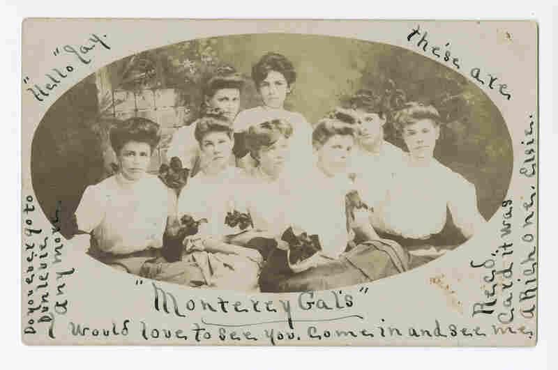 """Millerstown, Pa."" Sent to Mr. Irvie Kipp, Lancaster, Pa., Sept. 16, 1913"