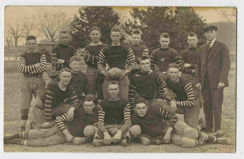 Football team, 1919
