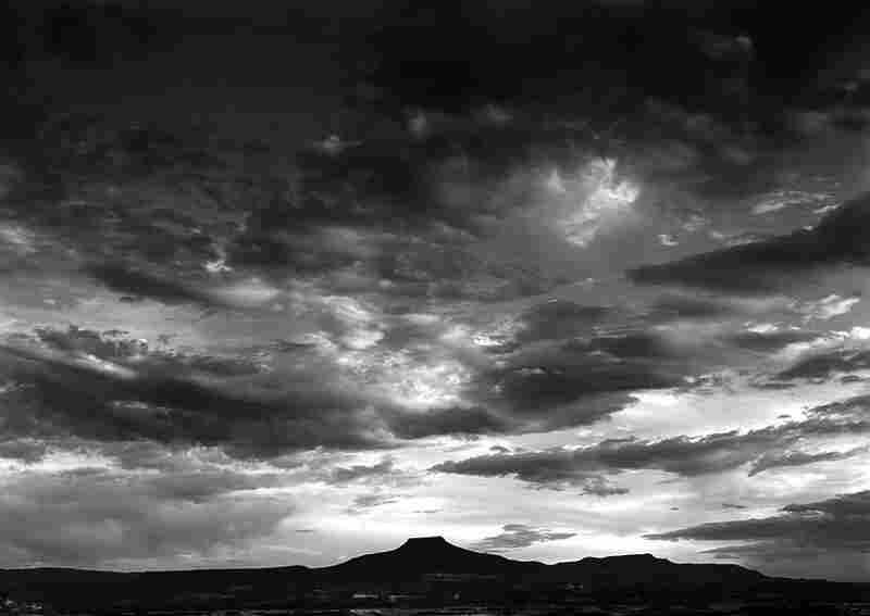 Cerro Pedernal No. 2, Sunset, Abiquiu, N.M., 1996