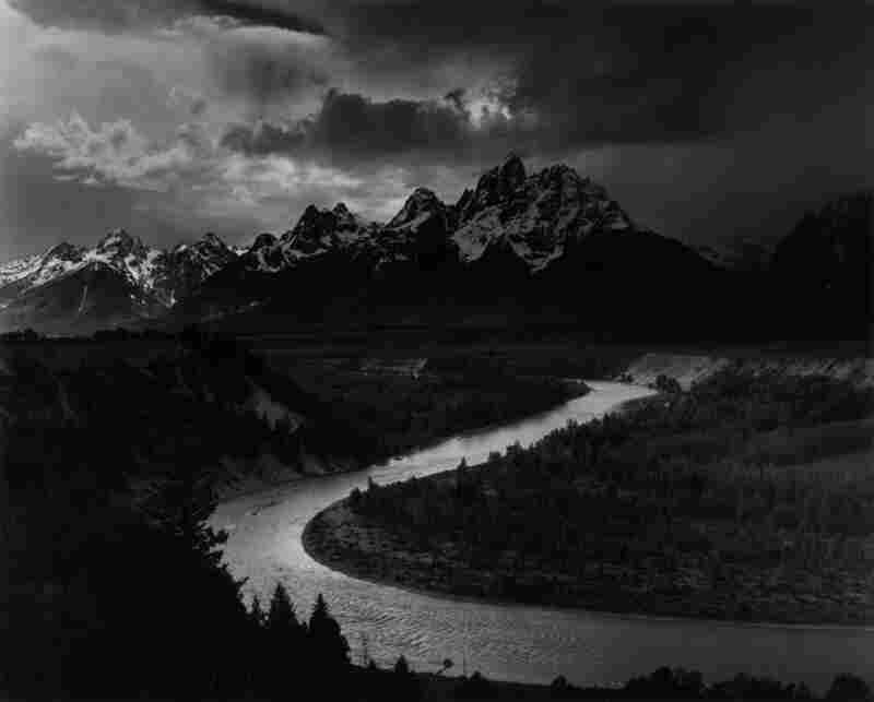 Grand Teton, Snake River, Wyo.