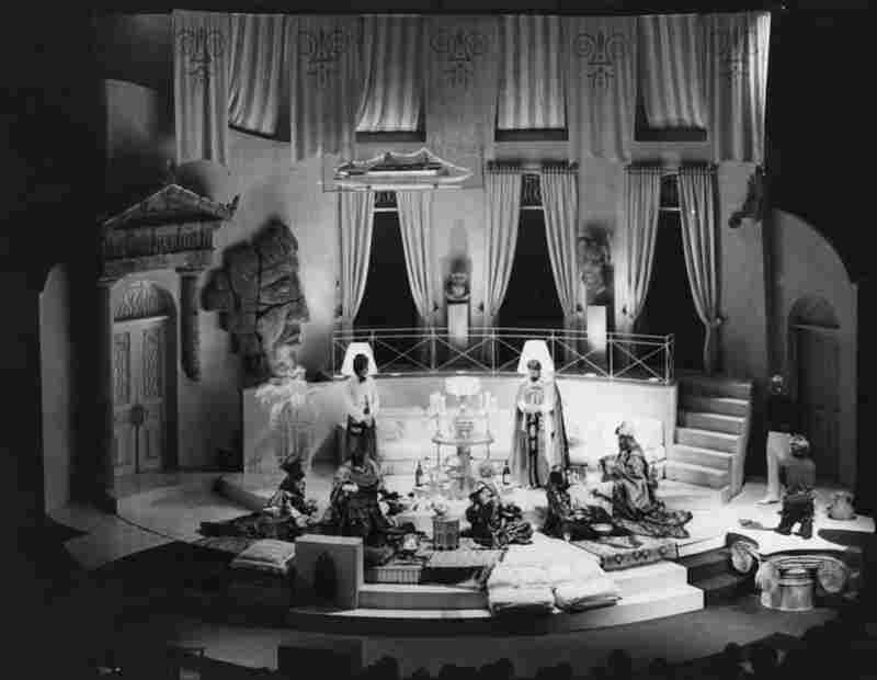 The OSF completed the Shakespearean canon – all of The Bard's plays – for the second time with its 1978 production of Timon of Athens.