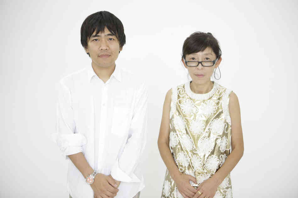 Ryue Nishizawa (left) and Kazuyo Sejima won the 2010 Pritzker Architecture Prize.