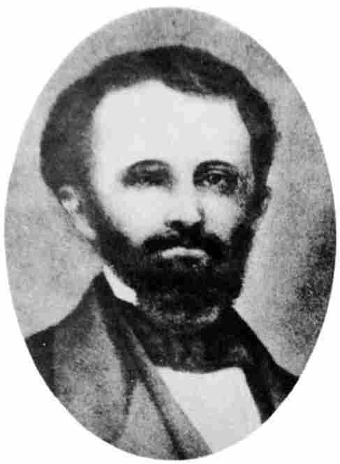 William H. Russell is credited with making the Pony Express popular and blamed for contributing to its downfall with bad investments.