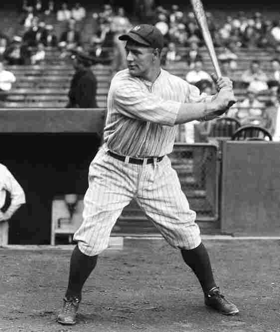 """Lou Gehrig: """"The Iron Horse"""" played in 2,130 consecutive games before retiring suddenly in 1939 after falling victim to amyotrophic lateral sclerosis, or ALS, also known as Lou Gehrig's disease. He still holds the career record for grand slams with 23."""