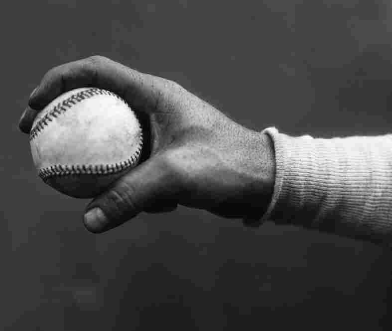 Walsh Grip: Conlon persuaded many pitchers to let him photograph their pitching grips, and Ed Walsh was one of the very best. He played from 1904 through 1917, all with the Chicago White Sox except for his final season, with the Boston Braves, and won 195 games.