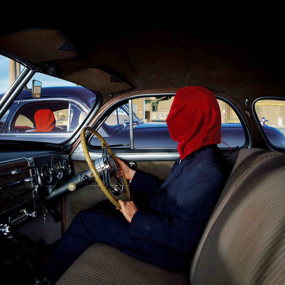 "The Mars Volta's ""Frances the Mute"" album cover, 2004"