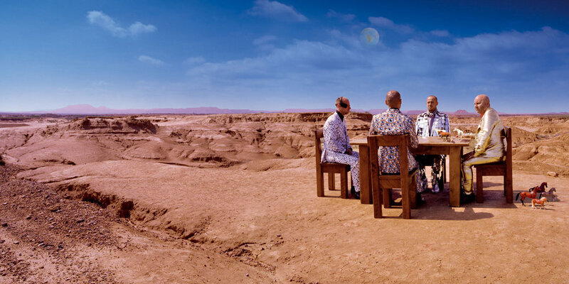 Taken By Storm Thorgerson's Album Art : The Picture Show : NPR