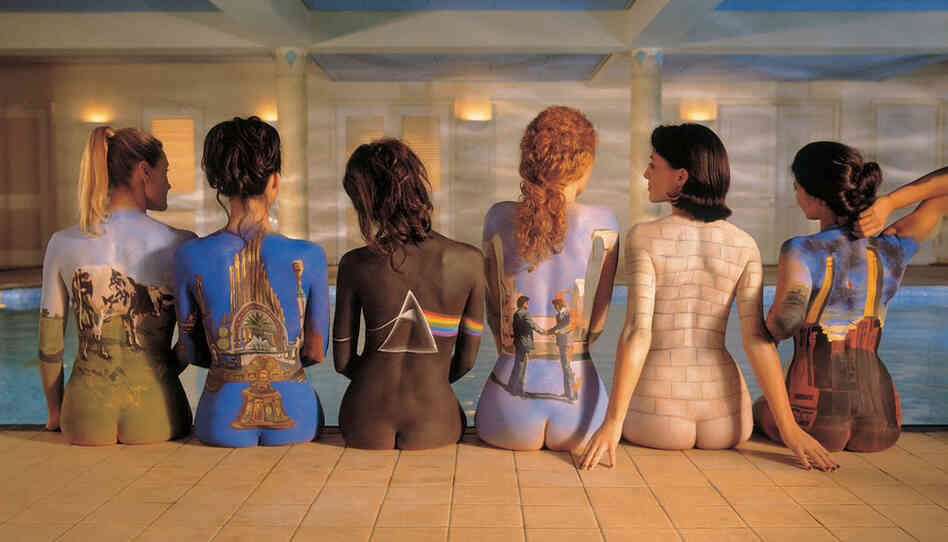 "Pink Floyd's ""Back Catalogue,"" 1996"