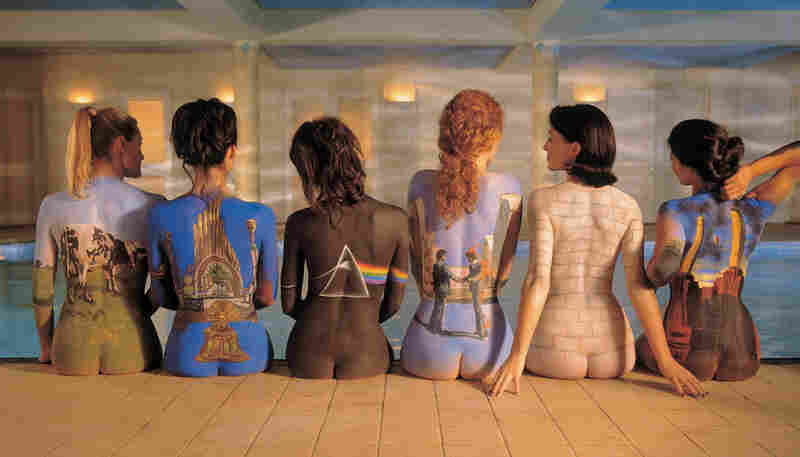 """Pink Floyd's """"Back Catalogue,"""" 1996"""