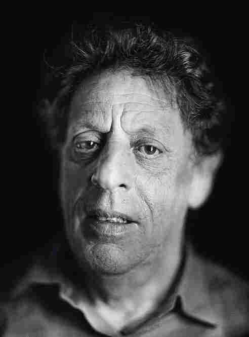 Philip Glass, 2006, made in collaboration with David Adamson Editions