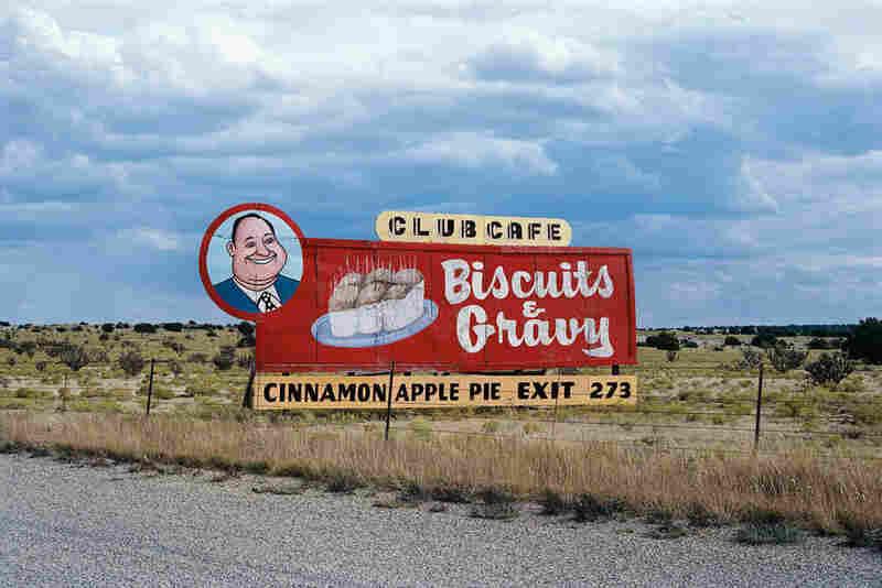 Undated billboard