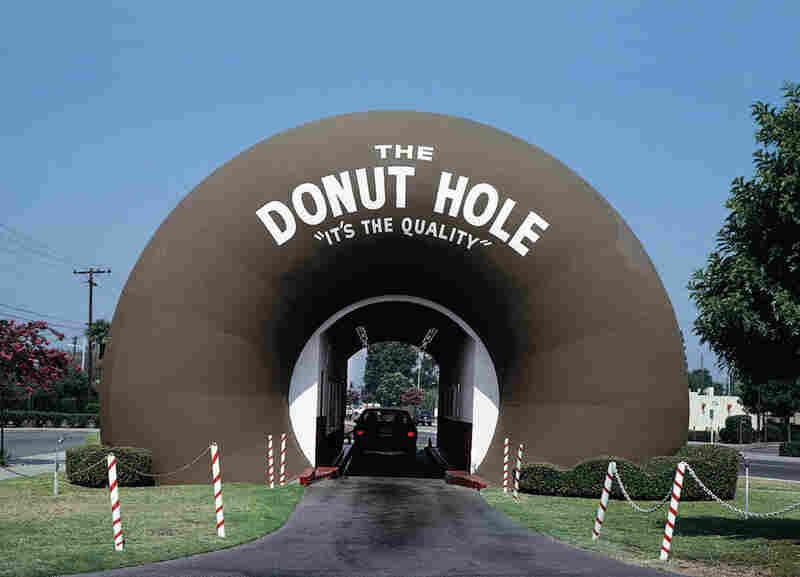 The Donut Hole, La Puente, Calif., 1991