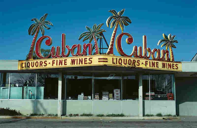 Cuban Liquors, Baton Rouge, La., 1982