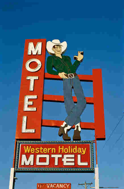 Western Holiday Motel, Wichita, Kan., 1993