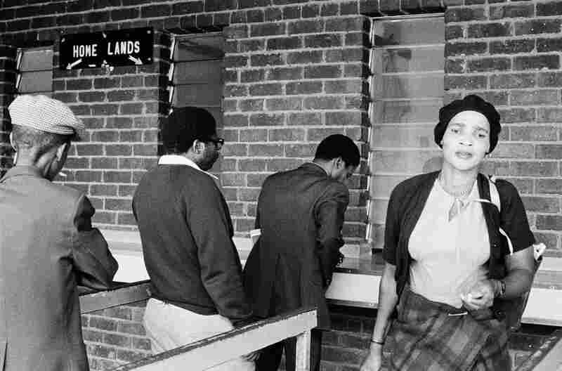 The farmer's wife, Fochville, 1965
