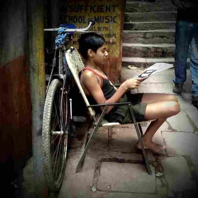 More morning news, Varanasi.
