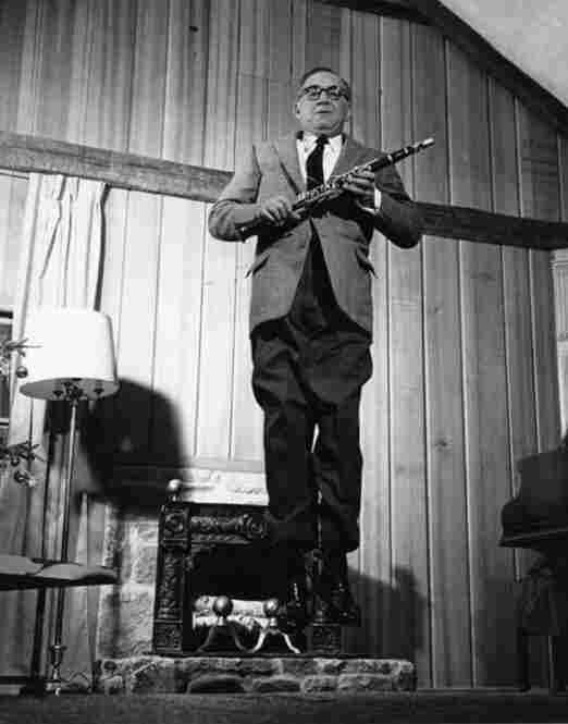 Benny Goodman, 1957