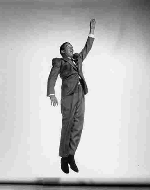 Ed Sullivan, 1955