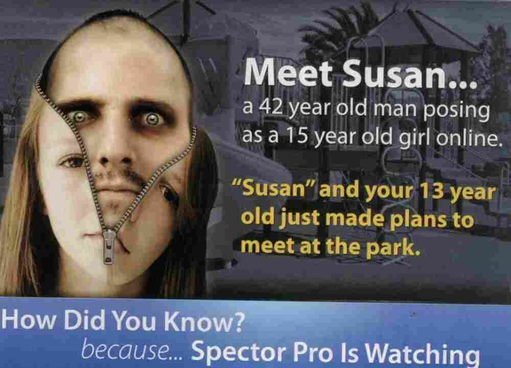 Advertisement for Spector Pro