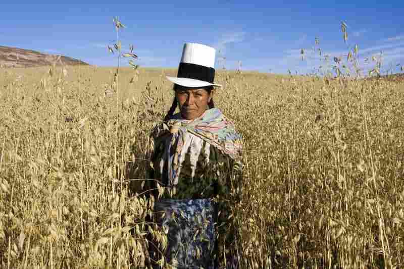 Hayley Burton, Peru, 2009