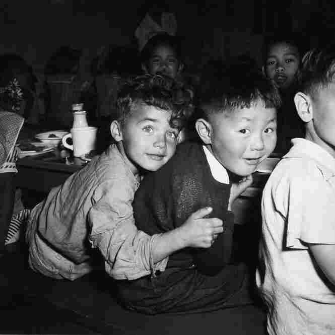 Raphael Weill School, San Francisco, 1942